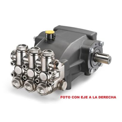 BOMBA LVT-350L 15LT - 200BAR -1450RPM (EJE IZQUIERDA)