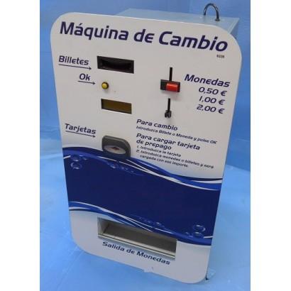 MAQUINA DE CAMBIO PARA ENCASTRAR