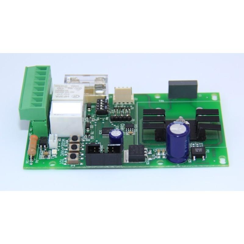 PLACA ELECTRONICA RM925 DE CONTROL LECTOR LLAVES A 24VAC/DC Y SALIDA POR RELE