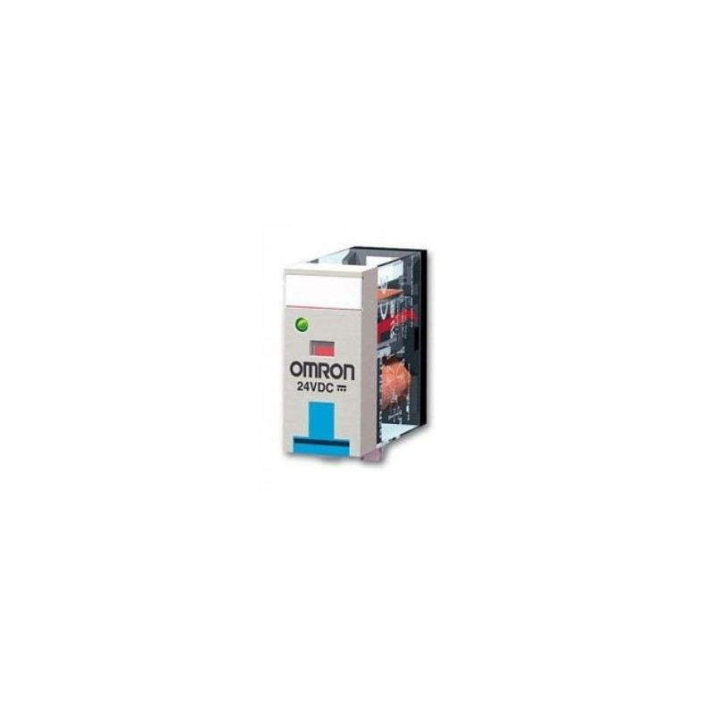 RELE OMRON 24VCC - 10A – 1C