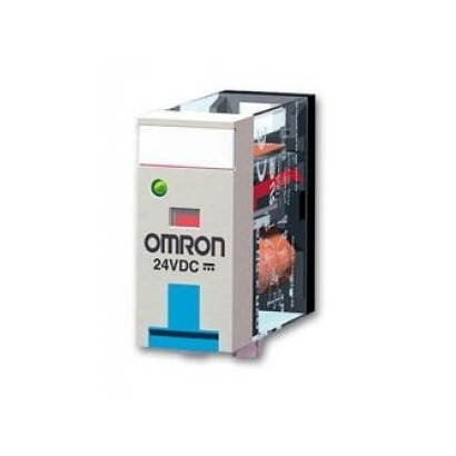 RELE OMRON 24 VDC - 5A – 2C