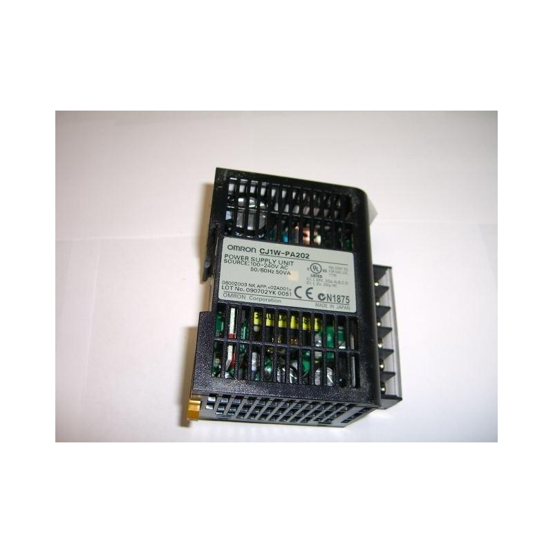FUENTE ALIMENTACION OMRON PLC CJ1W-PA202