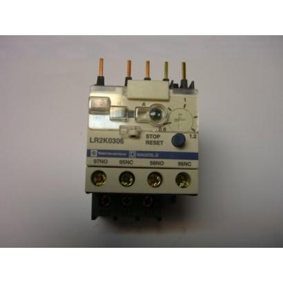 RELE TERMICO 0,8-1,2 A LR2 K 0306