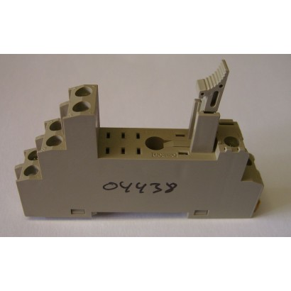 BASE RELE - OMRON - 2C - 8 PINES - 5A