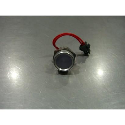 PULSADOR TACTIL MONEDERO FIOTO NATURAL PEQUEÑO M16 (ALUMINIO)