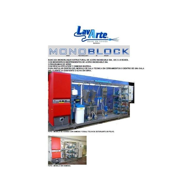 Catalogo Monoblock LAVARTE